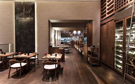 » Costes Downtown restaurant, Budapest – Hungary