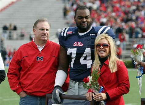 Michael Oher Tells A Whole Different Story About 'The