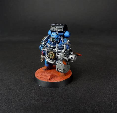 Ultramarines by Dave Paints