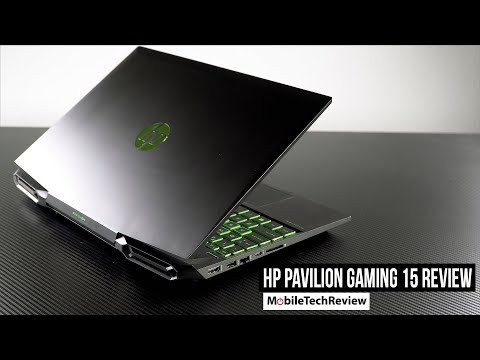 HP Pavillion P7 1125 Unboxing and Review - YouTube