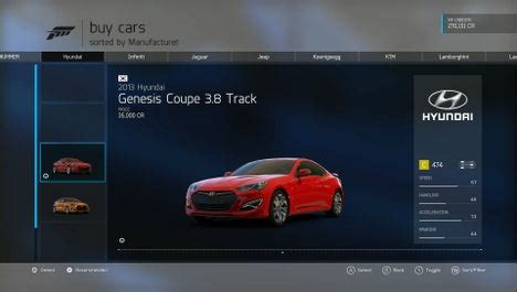 Cars - Forza Motorsport 6 Wiki Guide - IGN