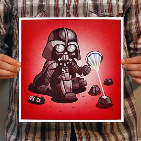 When They Were Young: Baby Star Wars Characters | Bit Rebels