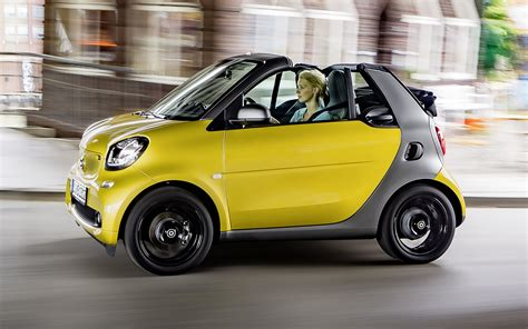 2016 Smart Fortwo Cabrio prime - Wallpapers and HD Images
