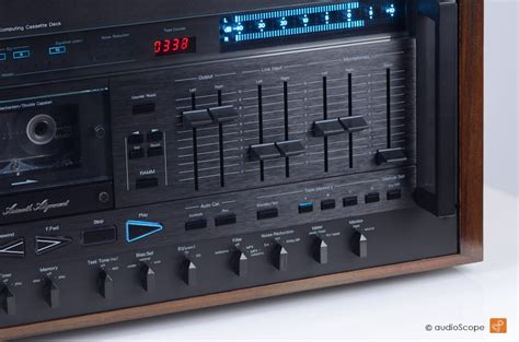 Nakamichi 1000 ZXL, The Legend for sale