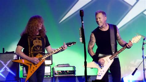 Metallica w/ Dave Mustaine - Phantom Lord (Live in San