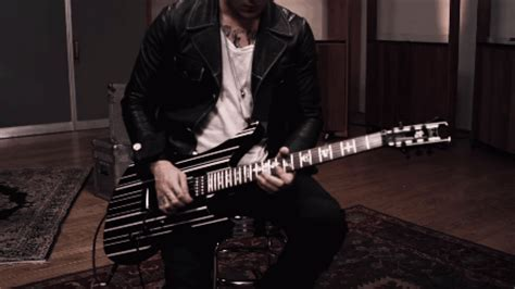 Awesome Animated Electric Rock Guitars at Best Animations