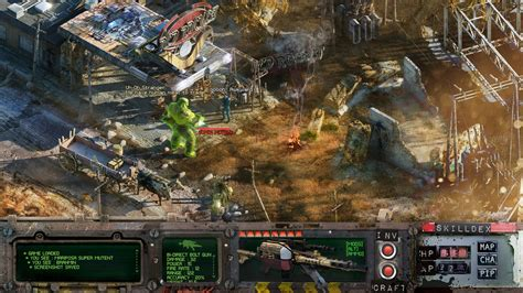 Fallout 4 as a 2D isometric game looks rad - VG247