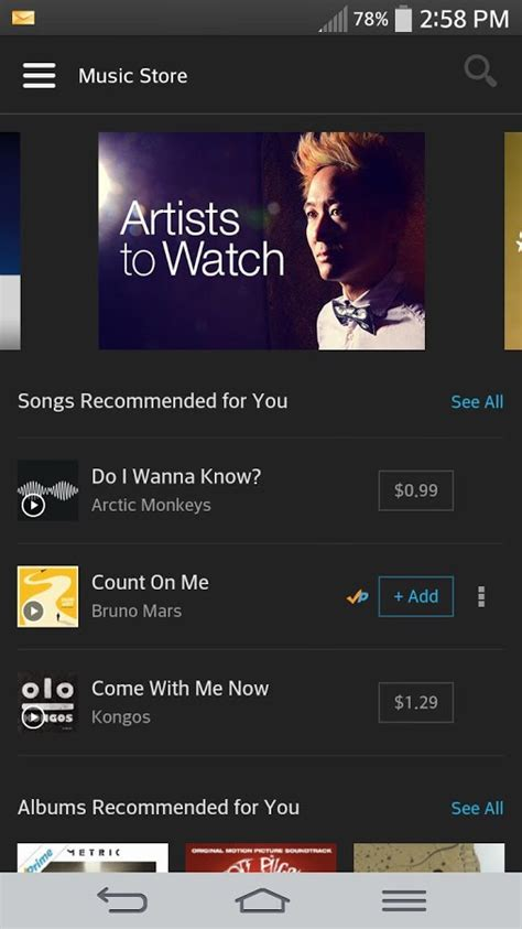 Amazon Music with Prime Music » Apk Thing - Android Apps
