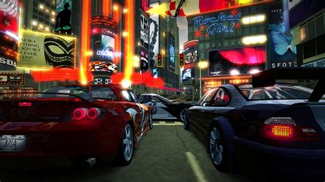 Need For Speed World BMW Most Wanted, Underground 2