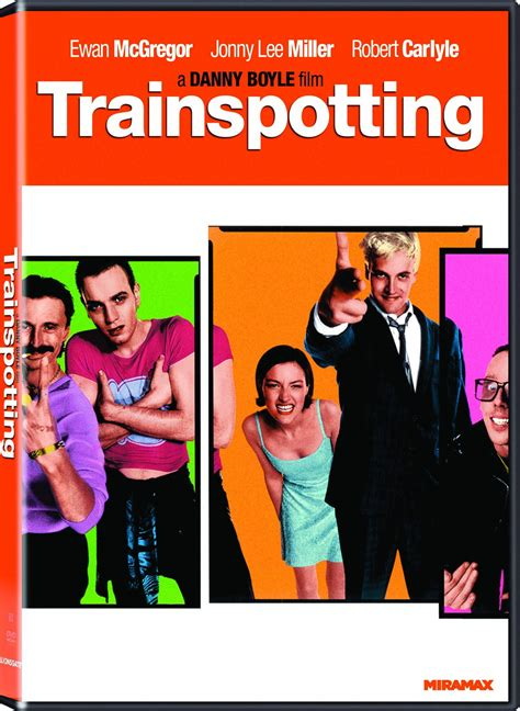 Trainspotting DVD Release Date
