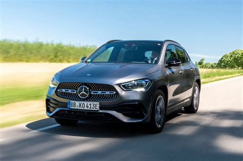 First drive: Mercedes-Benz GLA 250e PHEV prototype review
