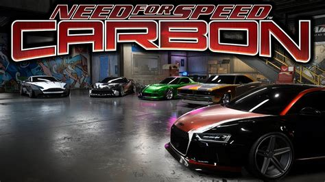 NFS Carbon Cars / (SHOWCASE,CINEMATIC)/ In Need For Speed