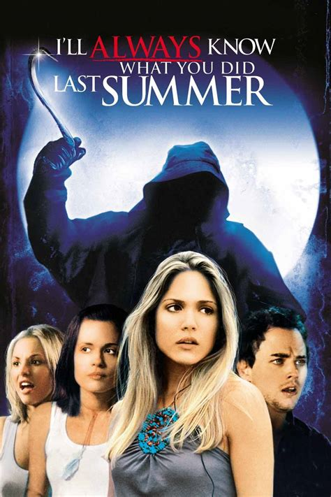 I'll Always Know What You Did Last Summer (2006) - Horror