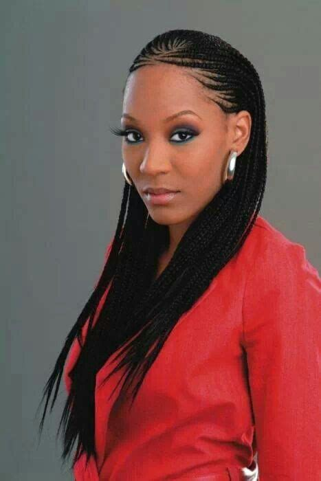 Charming Long Box Braids With Loose Ends | New Natural
