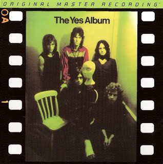 My Music Collection: The Yes Album