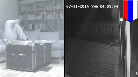 Spy cameras: how hackers turn your security cameras into
