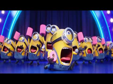 Minions Song [Bass Boosted by Speed] - YouTube