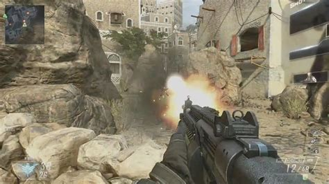 Black Ops 2 - Multiplayer Gameplay Trailer (Call of Duty